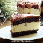 Tort gruszkowo-kajmakowy...