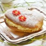 Biszkoptowe ciastka z...