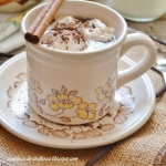 Rozgrzewająca kawa ze...