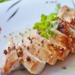 Kurczak Knorr w sezamie