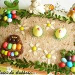 Mazurek kokosowo-czekolad...