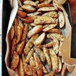 Pieczone ziemniaczki z...