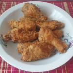 Skrzydelka ala KFC  II