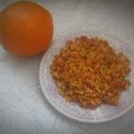 Pomarańczowa skórka...