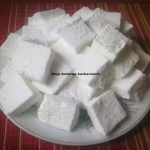 Pianka marshmallow II