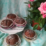 Mufinki czekoladowe