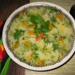 Zupa z selerem naciowym
