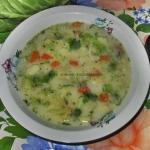 Zupa z mlodej kapusty z r...