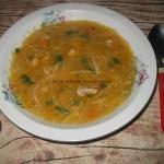 Zupa z kiszonej kapusty i...