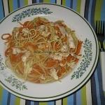 Spaghetti makaronowo-marc...