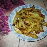Ziemniaki a la frytki