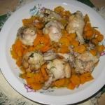 Kurczak z marchewka