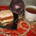 Ciasto serowo-jabłkowe