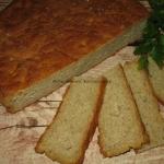 Chleb z sezamem,zlotym ln...