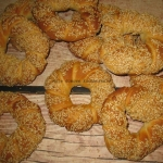Simit- tureckie bajgle