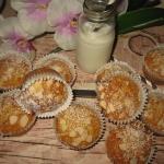 Muffinki pomarańczowo...