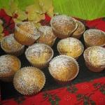 Mufinki kokosowo-kakaowe