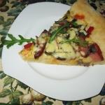 Pizza na grubym spodzie p...