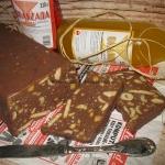 Blok czekoladowy ..jak...