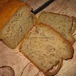 Chleb orkiszowo-pszenny...