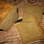 Chleb polski, na zakwasie