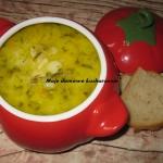 Zupa z ogórków...