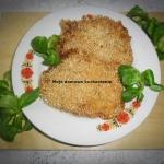 Schabowy w amarantusie