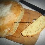 Chleb z siemieniem lniany...