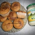 Muffinki z majonezem