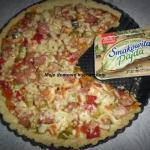 Pizza na kruchym spodzie