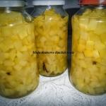 Cukinia a la ananas
