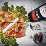 Pizza i ..wino Celebro