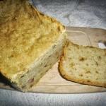 Chleb z boczkiem i cebulk...