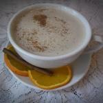 Kawa cynamonowo –...