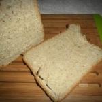 Chleb z syropem klonowym