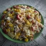 Sałatka  z ryżem Sonko...