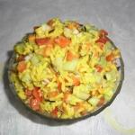 Sałatka  z ryżem Sonko