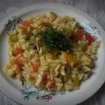 Risotto z ryżem Sonko