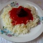 Ryż z truskawkami i...