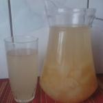 Kompot dyniowo -jablkowy
