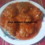 Pulpeciki w sosie curry z...