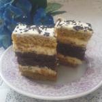 Ciasto orzechowo -...
