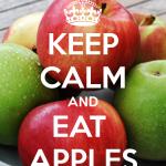 Jedz jabłka, pij cydr!