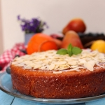 Ciasto Jogurtowo- Miodowe