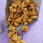 Popcorn w Złotym Karmelu