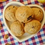 Muffinki z jabłkami...