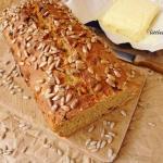Chleb zytni ze slonecznik...