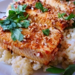 Sezamowe tofu na oriental...