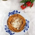 Pomidorowe spaghetti z in...