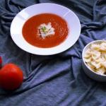 Pomidorowa zupa z soczewi...